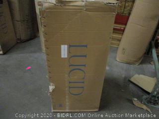 "Lucid 10"" Gel Memory Foam Mattress, Queen"