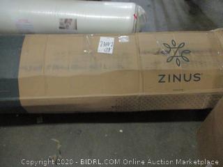 "Zinus 12"" Coil Spring Mattress, King"