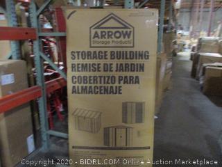 Arrow storage Building