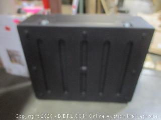 Roto Molded Yahaha Mixer Case w/wheels