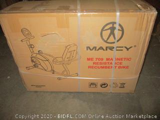 Marcy Recumbent Bike