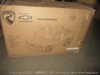 Silverado Ride On Car