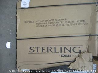 Sterling Shower Receptor