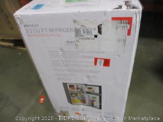 3.2 cu ft Refrigerator