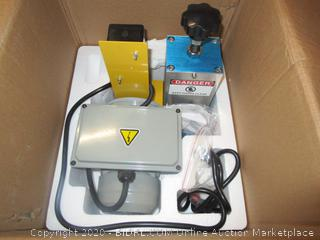 SMS-25 Wire Stripper Machine
