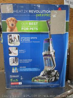Bissell Proheat Pet Carpet Shampooer