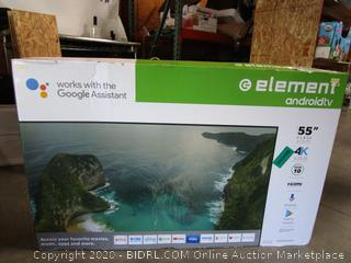 """Element AndroidTV 55"""" Television"""