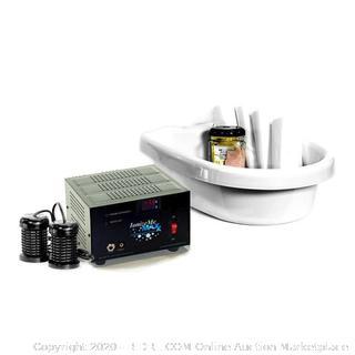 IonizeMe Maxx Ionic Detox Foot Bath Machine 17.0V / 2.2 Amp(Retails $339)