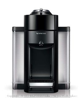 Nespresso Black Vertuo Espresso Machine (NEW) (Retails $149)