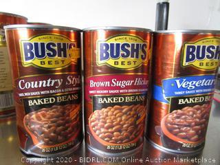 Misc. Lot Bush's Baked Beans