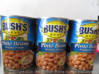 Bush's Best Pinto & Kidney Beans
