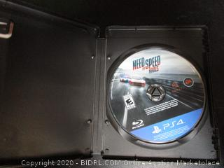 PS4 Game: Need For Speed Rivals