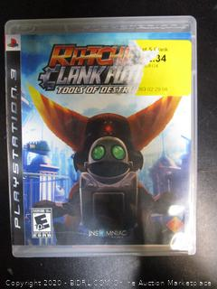 PS3 Game Ratchet & Clank