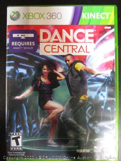 Xbox 360 Game Dance Central