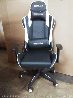 Hbada Gaming Chair Racing Style Ergonomic High Back Computer Chair with Height A(Retails $215)