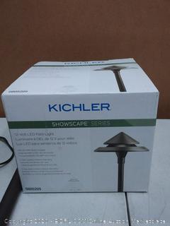 Kichler show scape series 12 volt LED path light