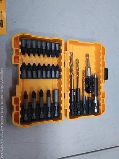 DeWalt drill bit box Sonoma