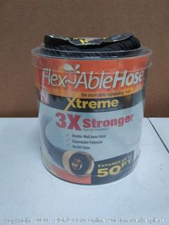 flex-able hose extreme expands up to 50 ft