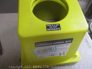 Cornhole Airmail Box