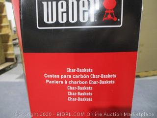 Weber Char Baskets
