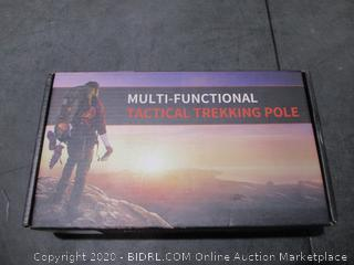 Multi Functional Tactical Trekking Pole