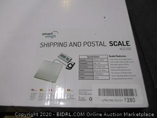Shipping and Postal Scale