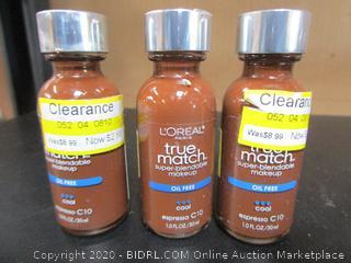 Loreal Paris True Match Makeup Espresso