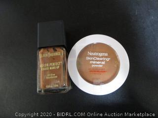 Black Radiance Liquid Makeup, Neutrogena