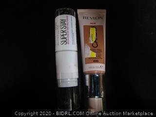 Misc. Lot Cosmetics: Revlon, Maybelline