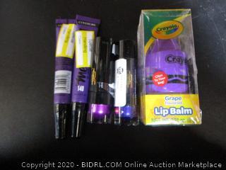 Misc. Lot Cosmetics: Lip Balm