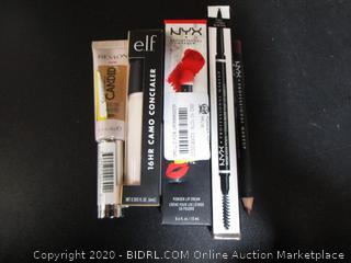 Misc. Lot Cosmetics: Elf Concealer, Brow Pencil