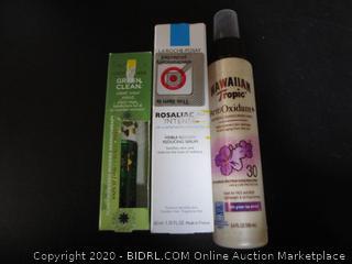 Misc. Lot Cosmetics: Hawaiian Tropic