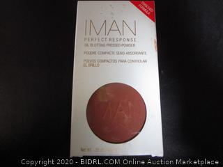 Iman Perfect Response Powder