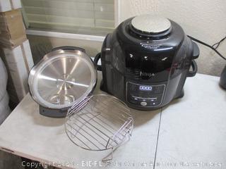 Ninja Foodi 6.5qt TenderCrisp Pressure Cooker - OP301