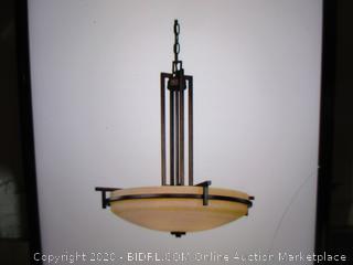Dolan Designs - Roxbury 4-light Pendant Light English Bronze ($331 Retail)