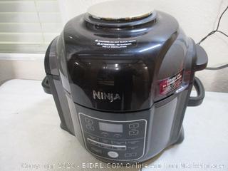Ninja OP401 Foodi  TenderCrisp Pressure Cooker 8 quart