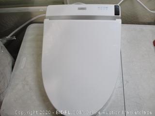TOTO SW2044#01 C200 Washlet Electronic Bidet Toilet Seat ($735 Retail)