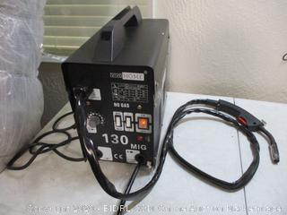 VIVOHOME Portable Flux Core Wire No Gas MIG 130 Welder Machine 110V ($119 Retail)
