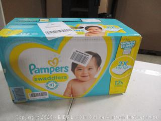 Pampers - Swaddlers - Size 5, 132 Count (Sealed)