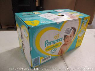 Pampers - Swaddlers - Size 6, 108 Count (Sealed)
