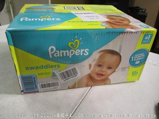 Pampers- Swaddlers- Diapers- Size 3- 168 Ct Box (Sealed Box)