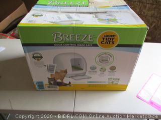 Breeze Purina Tidy Cats Litter Box
