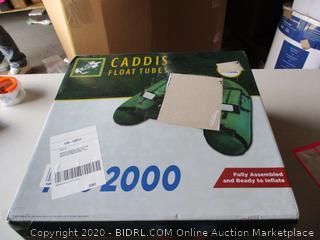 Caddis Pro 2000 Float Tube PRO/2000 (RETAIL $140)
