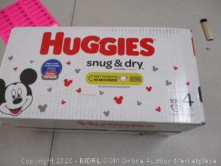 Huggies Snug and Dry Diapers