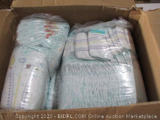Pampers Diapers (size unknown)