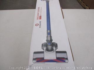 NEQUARE Cordless Vacuum Cleaner (Retail Price $149.99)