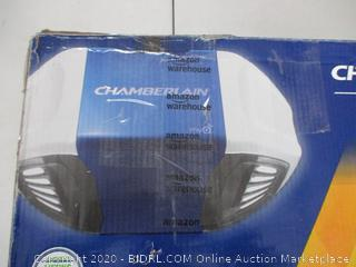 Chamberlain Smartphone Controlled Ultra Quiet Garage Door Opener (Retail Price $199)