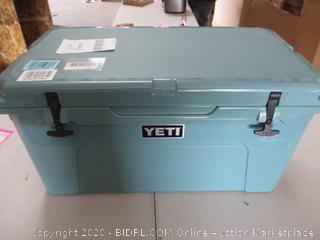 YETI Tundra 65 Cooler, River Green (Retail Price $349.99)