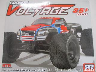 Granite Voltage Monster Truck (Retail Price $99.99)