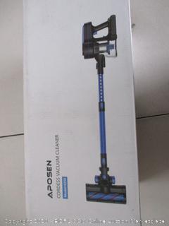 APOSEN Cordless Vacuum Cleaner (Retail Price $139.99)